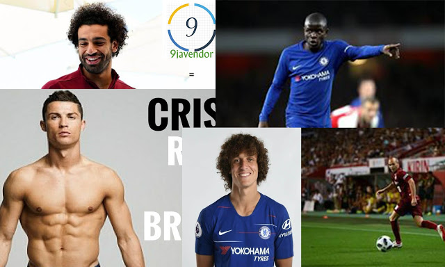 5 footballers without tattooo