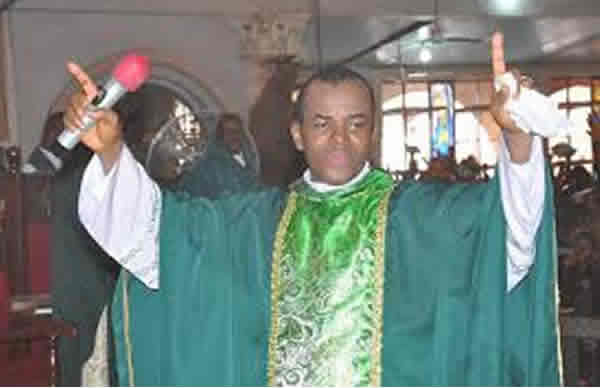 Mbaka could be barred from preaching – Lagos Archbishop_5e20e7b70be12.jpeg