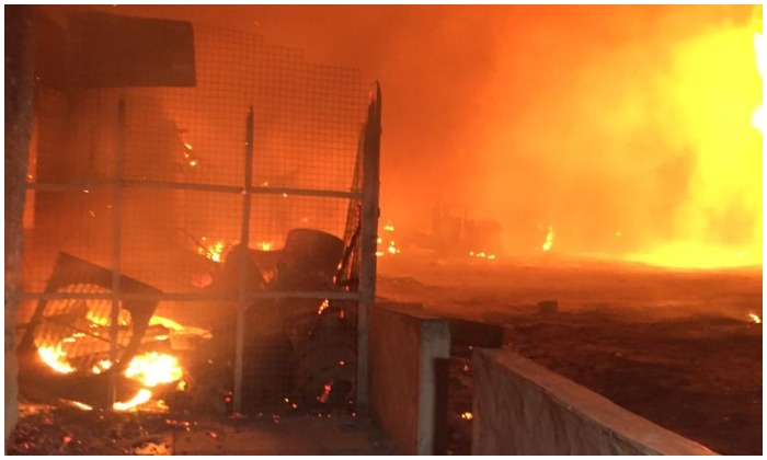 UPDATED: Two die, properties destroyed as vandalized NNPC pipeline explodes in Lagos_5e24ddc2ed70e.jpeg