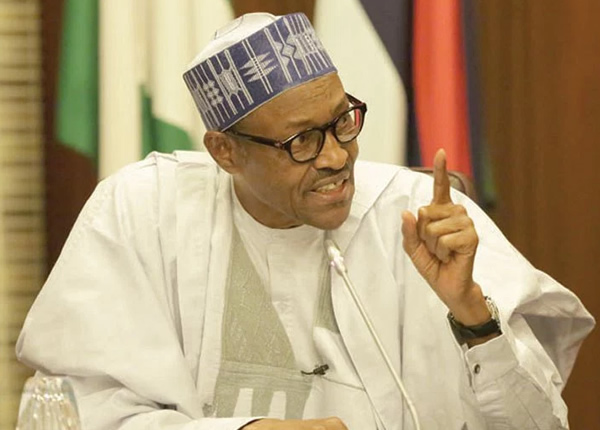 We'll not rush withdrawal of military from troubled spots, says Buhari_5e0fc47b495ec.jpeg