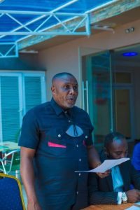 Comr Ernest Akpan, BoT Chairman of the association