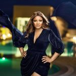 Omotola Recounts Dreaded Experience as She, Family from COVID-19