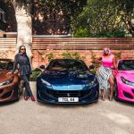 Nigerian Billionaire, Femi Otedola Spoil Daughters with Luxury Cars