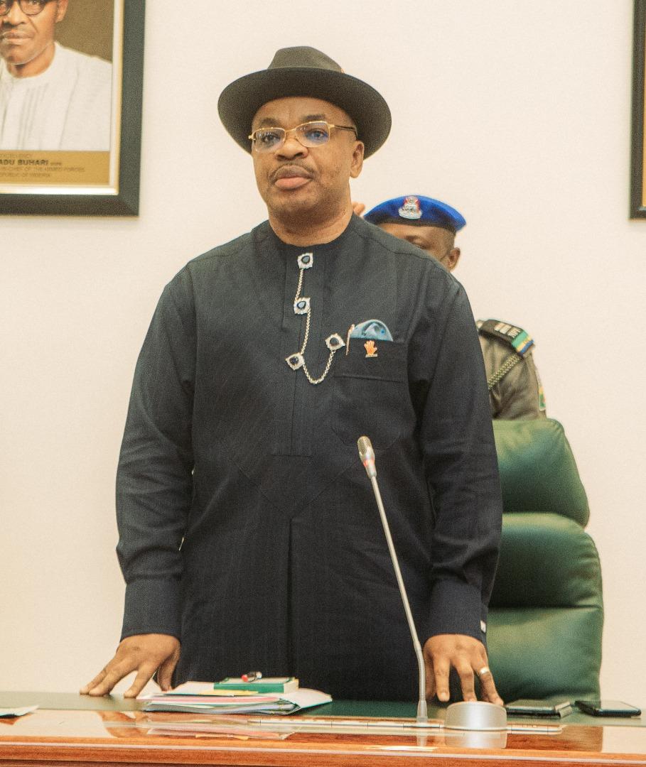 Governor Udom Emmanuel