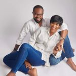 Stephanie Okereke and Hubby Serve Breath-taking Photos to Mark Marriage Anniversary